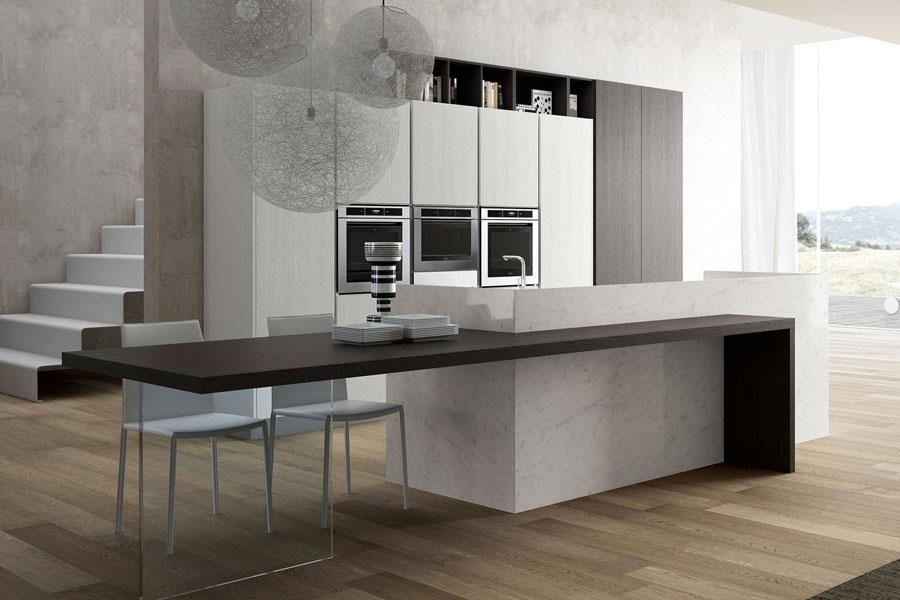 Cucina moderna Giulia